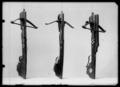 Etui till slaglåsdubbelbössa med utbytbara pipor (nr 3466-3467), David Koenig, Coburg ca 1850 - Livrustkammaren - 60229.tif