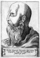 Euclides Megarensis - Illustrium philosophorum et sapientum effigies ab eorum numistatibus extractae.png