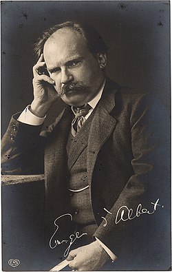 Eugen Francis Charles D'Albert (before 1932) - Archivio storico Ricordi FOTO001157.jpg
