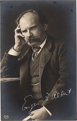 Eugen d' Albert