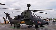 Eurocopter Tiger of the German Army