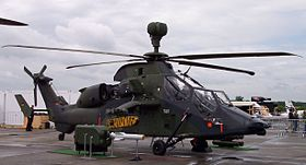 Eurocopter Tiger UHT in dotazione all'Bundeswehr