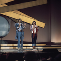 Eurovision Song Contest 1976 rehearsals - Austria - Waterloo & Robinson 3.png