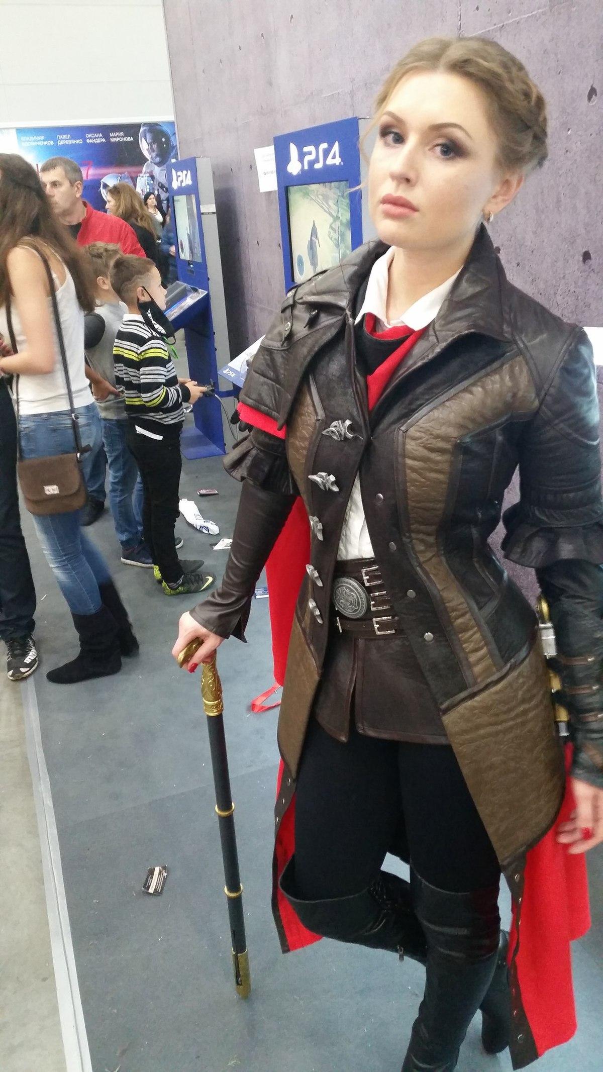 File Evie Frye Cosplay Assassin S Creed At Igromir 2016 Jpg