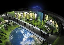 Exhibition Stand Themes : Expo 2010 pavilions wikipedia