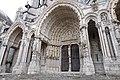 Exterior of Cathédrale Notre-Dame de Chartres 9.jpg