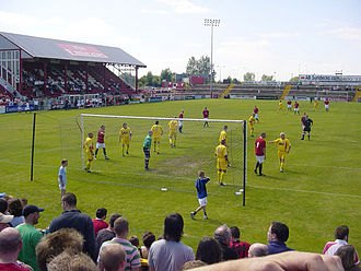F.C. United of Manchester - Image: FC United first game