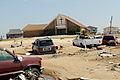 FEMA - 38606 - Cars scattered due to Hurricane Ike.jpg