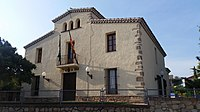 Façana de l'Ajuntament de Riells i Viabrea.jpg