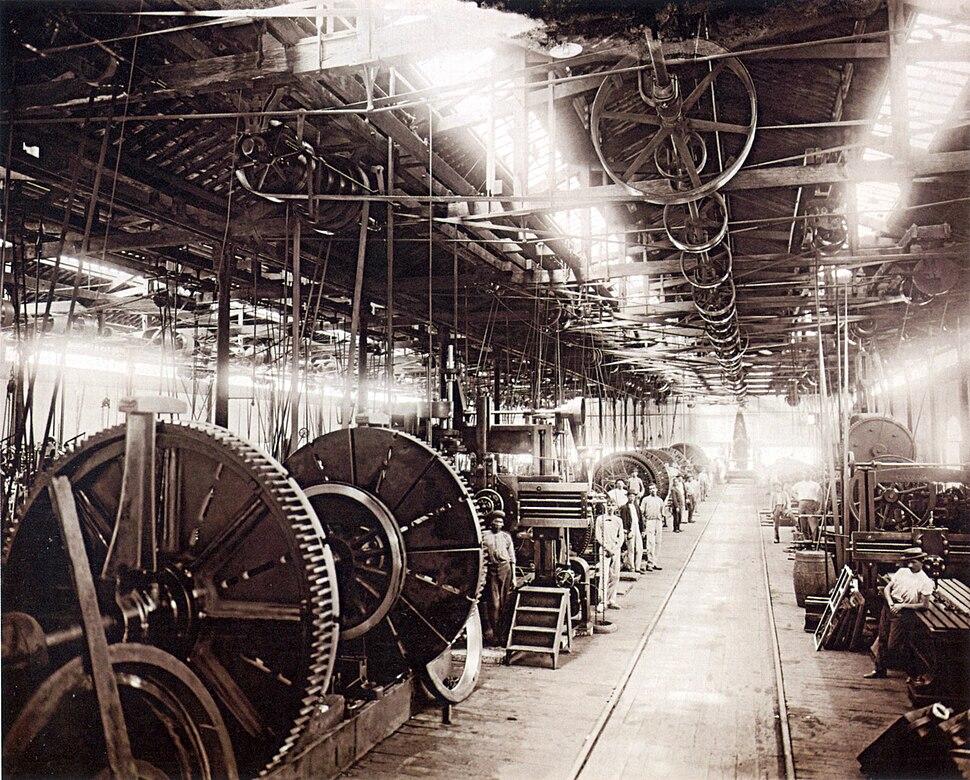 Fabrica brasil 1880