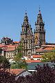 Fachada do Obradoiro desde a Alameda. Catedral de Santiago de Compostela-3.jpg