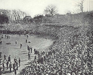 1901 FA Cup Final - Image: Facupfinal 1901 B