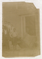 Faded photo of Early 20th Century African American and schoolchildren.png