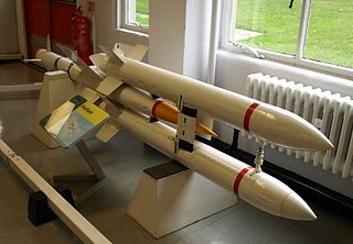 Fireflash Type of Air-to-air missile
