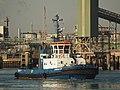 Fairplay III (tugboat, 2007) IMO 9365116, Calandkanaal pic2.JPG