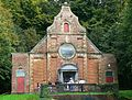 Fairy-tale at the chapel of Saint-Gertrude, in the park of the castle of Gaasbeek, near Brussels.jpg