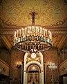 Faith Temple (Templul Credința, Sinagoga Credinta, Templul Hevrah Amuna) on 48 Toneanu Vasile Street in Bucharest, Romania, interior.jpg