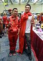 Fan Expo 2014 - Tetsuo & Keneda (14951320890).jpg
