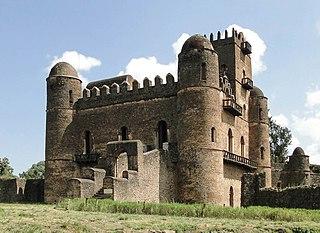 Fasilides Ethiopian Emperor