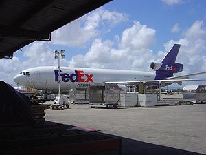 Cargo airline - FedEx Express DC-10