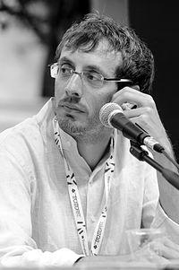 Federico Taddia - Festivaletteratura 2012.JPG