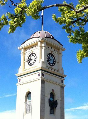 Feilding - Feilding Clocktower