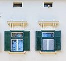 Feistritz im Rosental Weizelsdorf 1 Schloss Ebenau Fenster O-Seite 30092018 4815.jpg