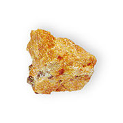 Feldspar - Microcline w - quartz potassium aluminum silicate Game Lake near Vermilion Bay Ontario 2433.jpg