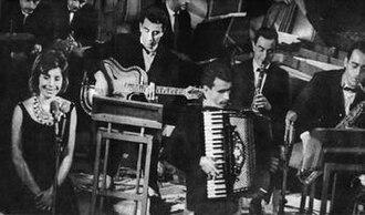 Festivali i Këngës - The 11th edition of the Festival, in 1972