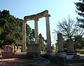 Filipeu al santuari d'Olímpia.JPG
