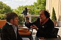 Filippo Facci and Fulvio Abbate - International Journalism Festival 2011.jpg