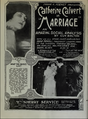 Film Daily 1919 Catherine Calvert Marriage.png