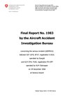 Final Report No. 1983 by the Aircraft Accident Investigation Bureau.pdf