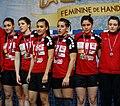 Finale de la coupe de ligue féminine de handball 2013 157.jpg