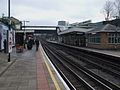 Finchley Central stn look south.JPG