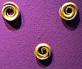 Fine era del bronzo-inizio era del ferro, tesoro di sacosu mare, oggetti spiraliformi, xiii-xii sec. ac..JPG