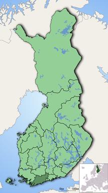 Уусимаа--Finland regions Uusimaa