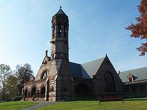 First Baptist Church in Newton (Massachusetts) - First Baptist Church in Newton