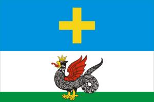 Kashira - Image: Flag of Kashira (Moscow oblast)