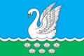 Flag of Lebyazhinskoe (Ulyanovsk oblast).png