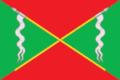 Flag of Leningradskoe (Krasnodar krai).png