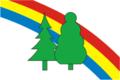 Flag of Raduzhny (Vladimir oblast).png
