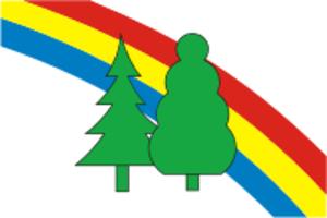 Raduzhny, Vladimir Oblast - Image: Flag of Raduzhny (Vladimir oblast)