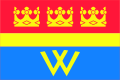 Flag of Vyborg.svg