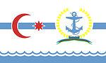 Flag of the Commander in Chief of Azerbaijan Naval Staff.jpg