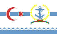 Flag of the Commander in Chief of Azerbaijan Naval Staff.jpg