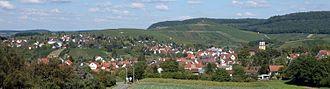 Flein - Panorama 2005