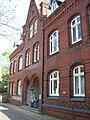 Flensburg, Marienkirchhof, Propstei, ehemalige Wohnstätte von Beate Uhse.jpg