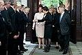 Flickr - Saeima - Oficiālā vizītē Latvijā viesojas Polijas parlamenta Seima priekšsēdētāja Eva Kopača (33).jpg