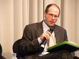 Olivier De Schutter - Olivier De Schutter (2010).
